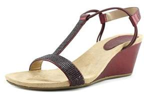 Style&Co. Style & Co Mulan 2 Open Toe Synthetic Sandals.
