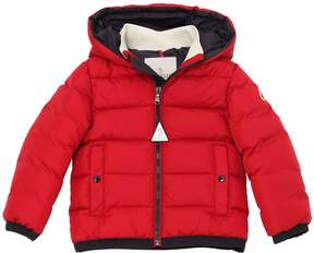 Moncler Stefan Nylon Down Jacket