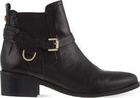 Carvela Saddle leather Chelsea boots