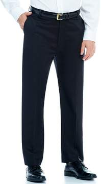 Roundtree & Yorke Big & Tall Travel Smart Non-Iron Flat Front Stretch Classic Fit Ultimate Comfort Chino Pants