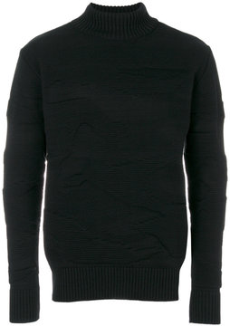 S.N.S. Herning Polygon roll neck jumper