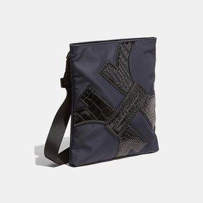 Salvatore Ferragamo Capsule Maxy Slim Nylon Crossbody Bag