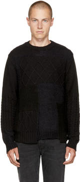 Diesel Black K-Flyy Sweater