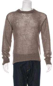 Marc Jacobs Knit Crew Neck Sweater