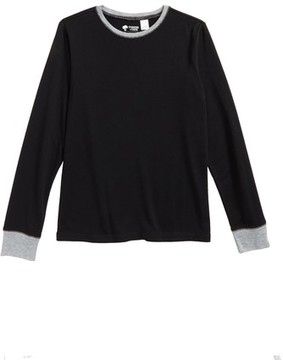 Tucker + Tate Boy's Tucker & Tate Long Sleeve Sleep T-Shirt