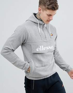 Ellesse Overhead Jacket In Gray