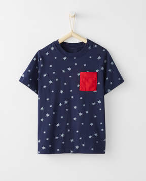 Hanna Andersson Starry Tee In 100% Cotton
