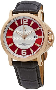 Lucien Piccard Triomf Red Men's Watch