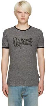 Marc Jacobs Grey Desperate T-Shirt
