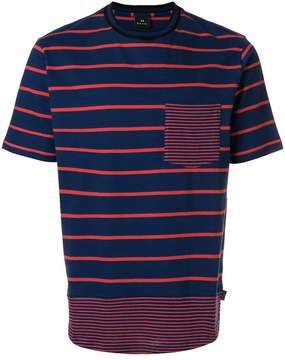 Paul Smith multi-stripe shirt