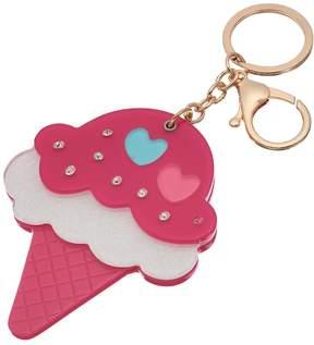 Mudd® Ice Cream Cone Key Chain