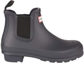Hunter Midnight Original Chelsea Rain Boots
