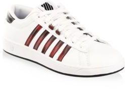 K-Swiss Hoke Leather Sneakers