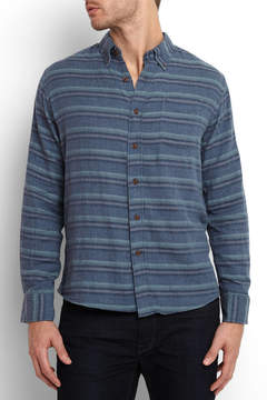 Grayers Harcourt Double Cloth Button Down Shirt
