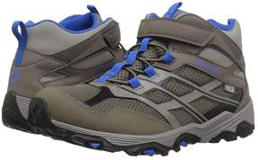 Merrell Moab FST Mid A/C Waterproof Boys Shoes