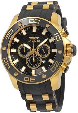 Invicta Pro Diver Chronograph Black Dial Men's Watch
