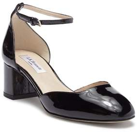 LK Bennett Andrea Patent Leather Pump