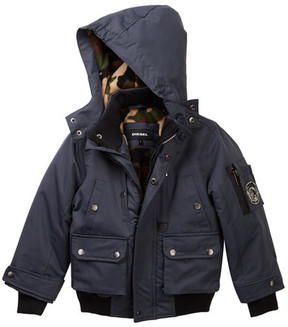 Diesel Bomber Jacket (Little Boys)