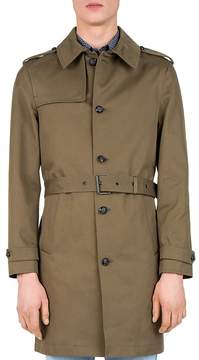 The Kooples Gabardine Trench Coat