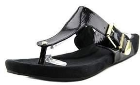 Giani Bernini Ryanne Open Toe Synthetic Sandals.