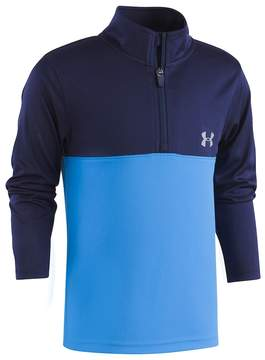Under Armour Toddler Boy Sideline Colorblock 1/4-Zip Pullover