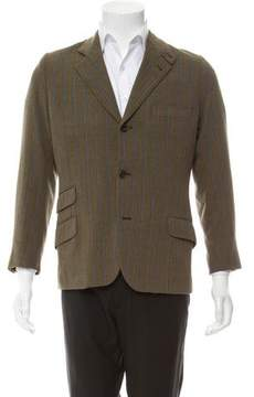 Hermes Wool Three-Button Blazer