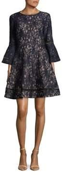 Eliza J Belle Fit-&-Flare Dress