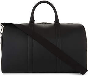 HUGO BOSS Signature leather holdall