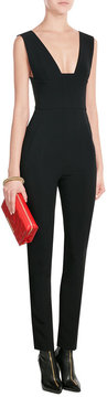 Roland Mouret Leather Clutch