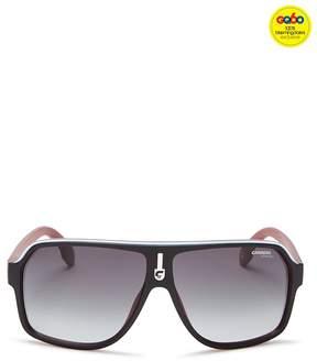 Carrera Polarized Shield Sunglasses, 65mm - 100% Exclusive