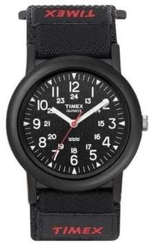 Timex Men's Black Analog Watch T2P322