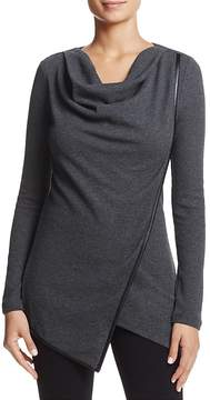 Andrew Marc Performance Asymmetric Thermal Top