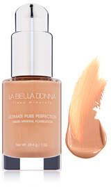 La Bella Donna Ultimate Pure Perfection Liquid Mineral Foundation - Amber