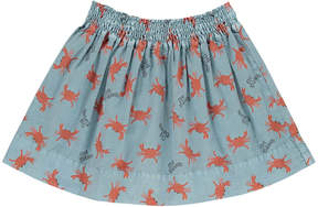 Bobo Choses Crab Skirt