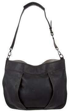 Reed Krakoff Grained Leather Messenger Bag