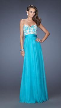 La Femme - Prom Dress 20001