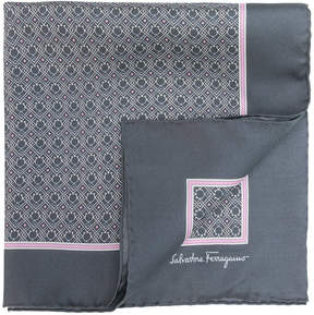 Salvatore Ferragamo small square scarf