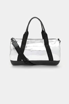 KENDALL + KYLIE Ardene Kendall & Kylie Patent Faux Leather Duffle Bag