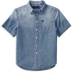 Polo Ralph Lauren Boys' Chambray Short-Sleeve Shirt - Big Kid