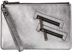 Rebecca Minkoff Wristlet Pouch Wallet Handbags - BLACK 1 - STYLE