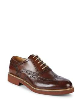 To Boot Men's Carson Wing-Tip Leather Oxfords