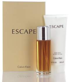 Calvin Klein Escape Set (w)