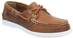 Sebago Women's Litesides Two Eye Boat Shoe