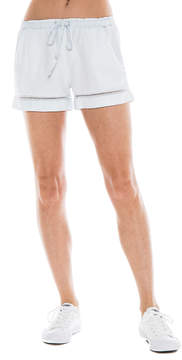 Bella Dahl Eyelet Short-Shadow Seams Wash-XS
