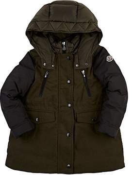 Moncler Kids' Down Hooded Coat