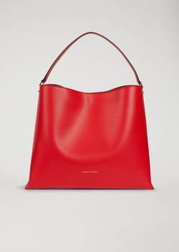 Emporio Armani Shoulder Bag In Faux Leather