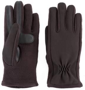 Isotoner Women's Stretch Ottoman Fleece smarTouch smartDRI Tech Gloves