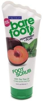 Freeman Bare Foot Creamy Pumice Foot Scrub Invigorating Peppermint & Plum