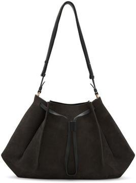 Maison Margiela Grey Medium Bucket Bag