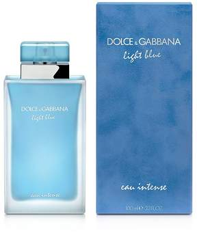 Dolce&Gabbana Light Blue Eau Intense Eau de Parfum 3.3 oz.